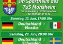 WM-Public-Viewing beim TuS Monsheim